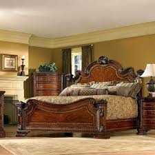 cherry bedroom furniture traditional cherry
