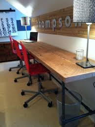 industrial style office desk modern industrial desk. fantastic homework station or home office uwg industry desk is a minimalist work space solution made with beautiful reclaimed wood planks and solid industrial style modern w