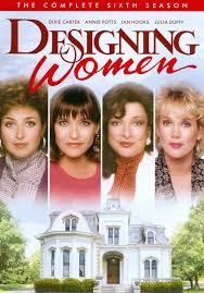 Designing Women Complete Series On Dvd Designing Women The Complete Sixth Season 4 Discs Dvd