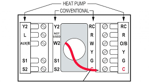 setting carrier thermostat honeywell thermostat wiring diagram 240 how to connect thermostat wires to ac unit at Carrier Thermostat Wiring Diagram