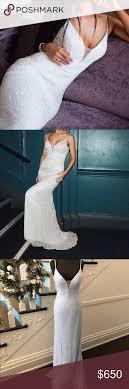 Sherri Hill Size Chart Sherri Hill Ivory Dress Never Worn Size 6 Please Look At