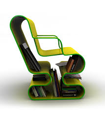 Eco friendly multifunction seating Potty Chair Ofo Chair Vurni Stylish Seating Arrangements With Builtin Bookcases