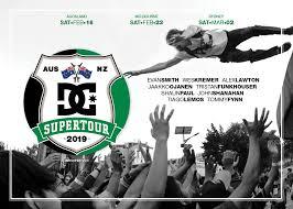 <b>DC Shoes</b> - INTRODUCING THE OZ/NZ 'DC SUPER TOUR' - DC ...