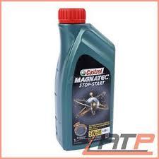image is loading 1 l litre castrol magnatec stop start 5w