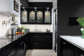 Black Kitchen Cabinets Review The Kitchen Blog