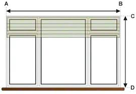 How to measure window for blinds Nepinetwork Measure Window For Blinds How To Measure Windows For Blinds Amazing Within Decor Measuring Corner Window Measure Window For Blinds Laveryteamcom Measure Window For Blinds How To Measure For Window Blinds Aluminum