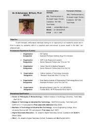 Fsip Designation Selvarajan E Resume