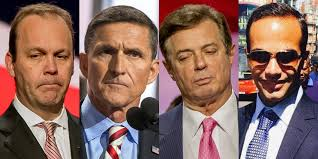Image result for image of those indicted or plead guilty around donald trump