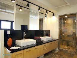 track lighting in bathroom. Bathroom Ideas Pretty Looking Track Lighting For Vanity Over Light Fancy Design In