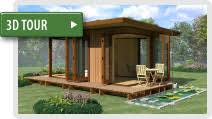 Small Picture Modern Shed Kits Modern Prefab Office Home Studio Kit