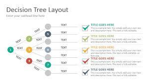 Decision Trees Diagrams Google Slides Presentation Template