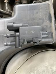 Where is canister purge valve? - Chevrolet Forum - Chevy Enthusiasts Forums
