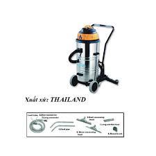 may hut bui nuoc cong nghiep cleantech CT 823A|Máy hút bụi nước Công Nghiệp  CLEAN TECH CT 823A (03 motor) - Máy vệ sinh công nghiệp