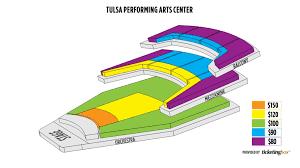 Broken Arrow Stadium Seating Chart Brady Theater Seating Chart Seating Chart