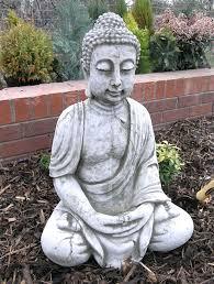 garden buddha. Image Of Extra Large Stone Buddha Garden Ornament - BD29 I