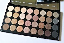 makeup revolution beyond flawless ultra eye shadow palette