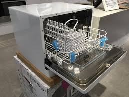 electrolux dishwasher. electrolux dishwasher esf2433w - front view v