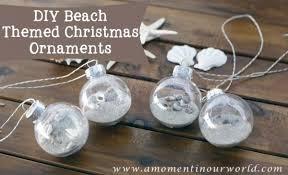 Beach Christmas Ornaments To Make
