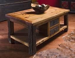 recycled wood furniture rustic popular. rustic wood coffee table with drawers reclaimed tables recycled furniture popular