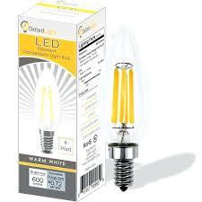 b10 led bulb bullet tip b10 led bulb canadian tire