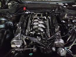 my 380 to 500 engine swap mercedes benz forum my 380 to 500 engine swap eng1 jpg