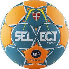 <b>Мяч гандбольный Select Mundo</b> купить в Москве — интернет ...