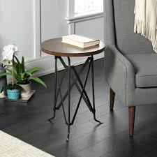wood accent table furniture a wood and metal tripod accent table small round wood accent table round wood pedestal accent table