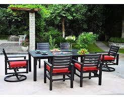 aluminum dining outdoor patio furniture