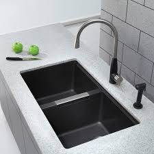 Kitchen Sinks For Granite Countertops Kitchen Faucets For Granite Countertops