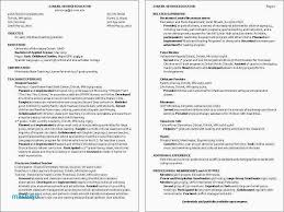 40 Best Of Child Care Resume Examples Photos Telferscotresources Delectable Childcare Resume