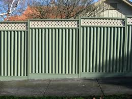 Sheet Metal Fence Fence Gate For Scenic Metal Fence And Gate Designs