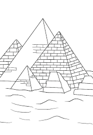 Food Pyramid Coloring Page Pages Learn About History Of Sheets For