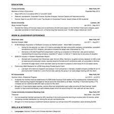 Banking Resume Com Sales Banking Lewesmr