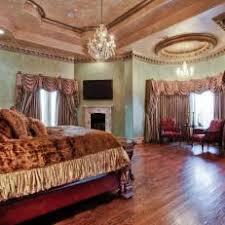 High Quality Master Bedroom: Lavish Mediterranean Masterpiece In Frisco, Texas