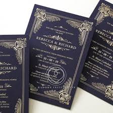 moo invitations framed opulent obsession wedding design