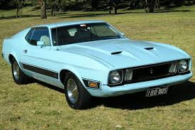 Sold: Ford Mustang Mach 1 Fastback (RHD) Auctions - Lot 15 - Shannons