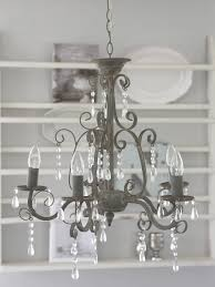 Chic Antique Chandelier Large 5 Arm Chandelier Ceiling Light