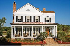 country living house plans. 17 House Plans With Porches Fascinating Southern Living Home Designs Country