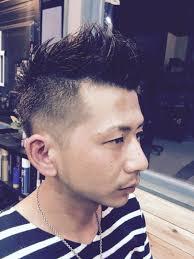 Zyosehustepさんのヘアスタイル サイドハチ回りにかけて刈り上