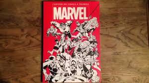 D Couvrez Le Livre De Coloriages Marvel Hachette Youtube