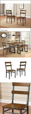 chairs 54235 black set of 4 stunning dining chairs fortable leather dining room furniture it now only 66 9 on ebay chairs 54235
