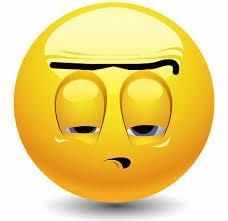 framed emoji print pessimistic