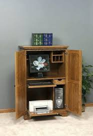 home office desk armoire. Armoire Computer Desk Petite Inside  . Home Office