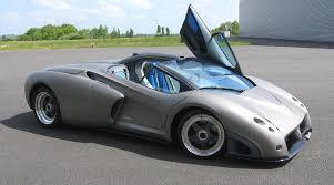 1998 Lamborghini Concept Car | ClassicCarWeekly.net