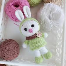 Free Crochet Bunny Pattern Beauteous Sunny Bunny Crochet Pattern Amigurumi Today