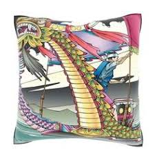 dragon boat racing 18 inch decorative pillow dragon boat boating decorative pillows