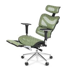 ergonomic office chairs with lumbar support. Unique Lumbar IKayaa Mesh Ergonomic Office Chair Swivel Tilt Executive Computer Desk  W Footrest Headrest Lumbar To Chairs With Support B