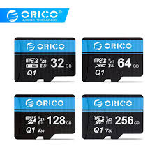<b>ORICO Micro</b> Class 10 80MB/S mini TF <b>Micro SD Card</b> – Nesavastore