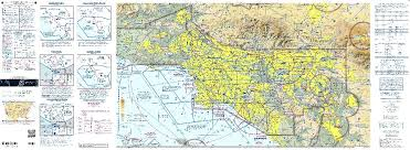 Faa Chart Vfr Tac Los Angeles Tla Current Edition