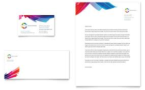 Letterheads Layouts Graphic Design Templates On Behance